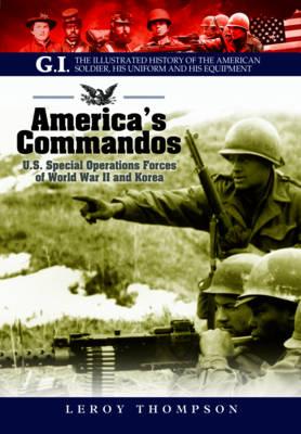 America's Commandos book