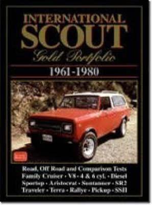 International Scout Gold Portfolio 1961-80 by R. M. Clarke