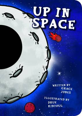 Up in Space: Funny Faces book