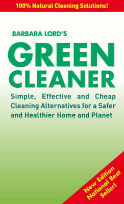 Green Cleaner by Barbara Lord