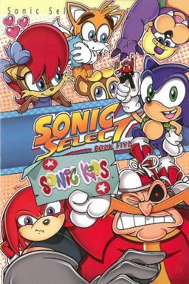 Sonic Select Book 5 book