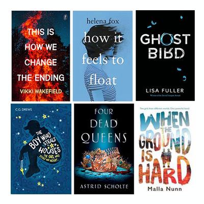 Older Readers - Set of 6 - Book of the Year 2020 by null