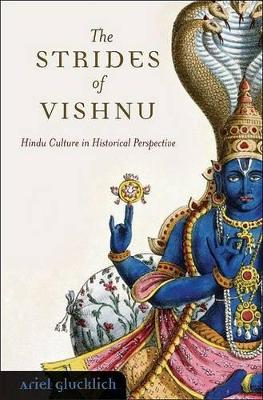 Footsteps of Vishnu by Ariel Glucklich