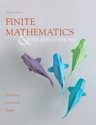 Finite Mathematics & Its Applications by Larry J. Goldstein