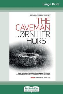 The Caveman (16pt Large Print Edition) by Jorn Lier Horst