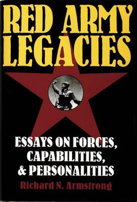 Red Army Legacies book