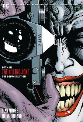 Batman: The Killing Joke Deluxe: DC Black Label Edition book
