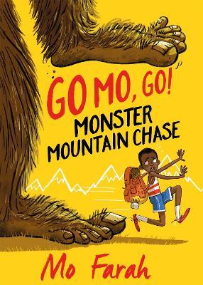 Go Mo Go: Monster Mountain Chase! book