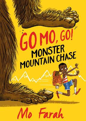 Go Mo Go: Monster Mountain Chase! by Mo Farah