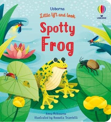 Spotty Frog book