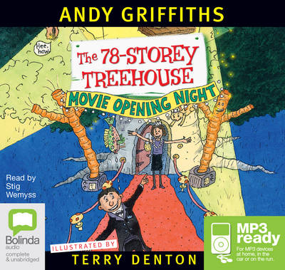 78-Storey Treehouse book
