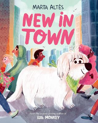 New In Town book