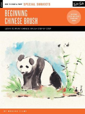 Special Subjects: Beginning Chinese Brush by Monika Cilmi
