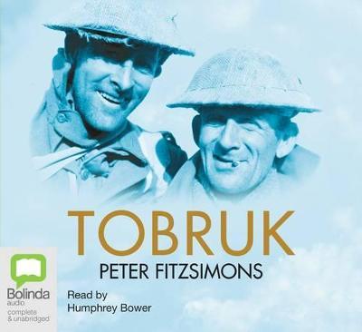Tobruk book