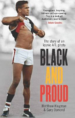 Black and Proud by Matthew  Klugman