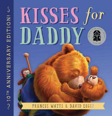 Kisses for Daddy book