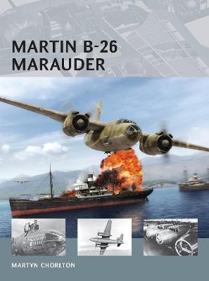 Martin B-26 Marauder by Martyn Chorlton