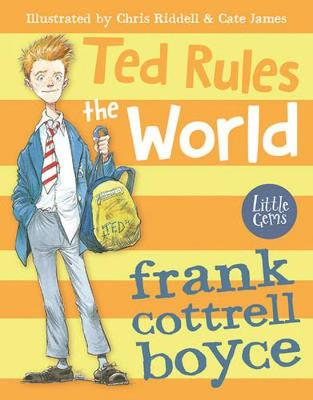 Ted Rules the World book