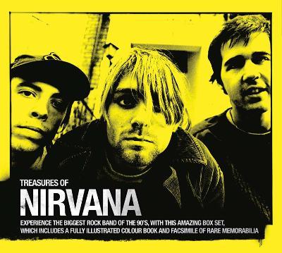 Treasures of Nirvana by Gillian G. Gaar