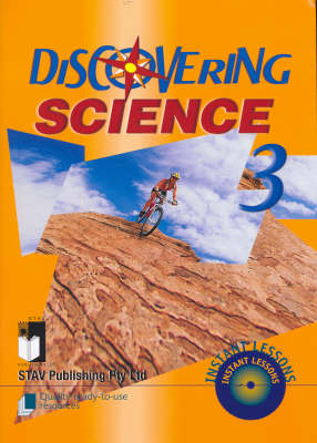 Discovering Science, Book 3 by Cheryl Jakab