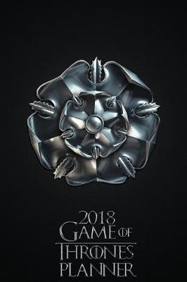 2018 Game of Thrones Planner - House of Tyrell by Pyramid Planners