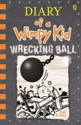 Wrecking Ball: Diary of a Wimpy Kid (14) by Jeff Kinney