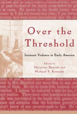 Over the Threshold by Christine Daniels