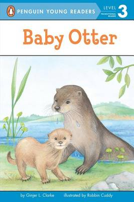 Baby Otter book