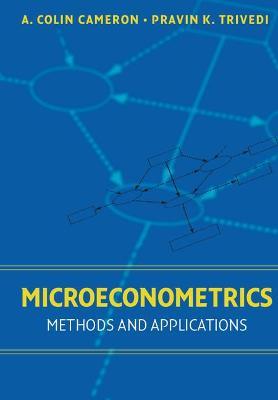 Microeconometrics book