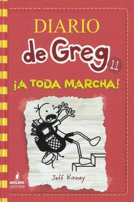 A Toda Marcha! (Double Down) by Jeff Kinney