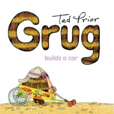 Grug Builds a Car book