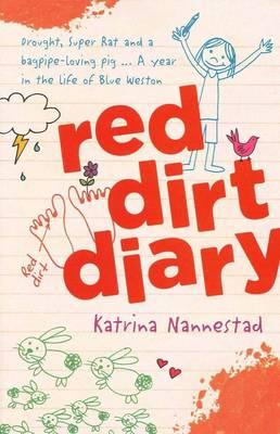 Red Dirt Diary (Red Dirt Diaries, #1) by Katrina Nannestad