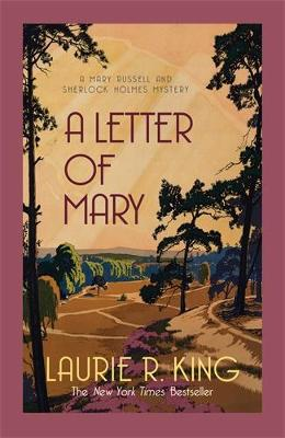 Letter Of Mary by Laurie R King