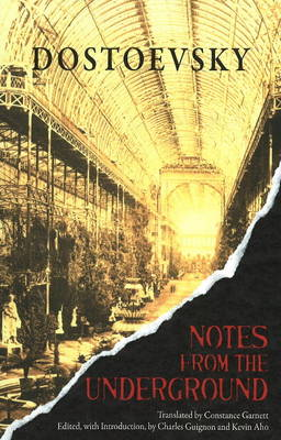 Notes from the Underground book