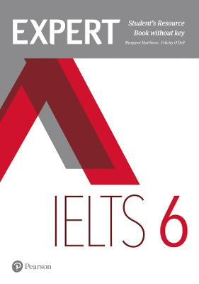 Expert IELTS 6 Students' Resource Book Without Key book