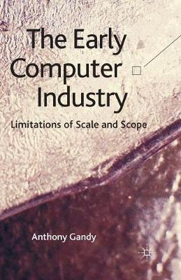 The Early Computer Industry by Anthony Gandy