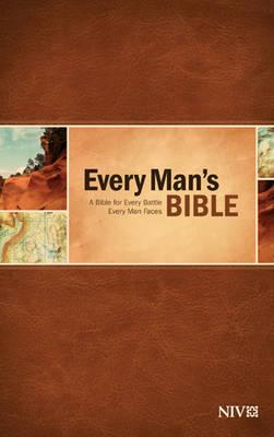 Every Man's Bible-NIV by Stephen Arterburn