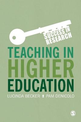Teaching in Higher Education book
