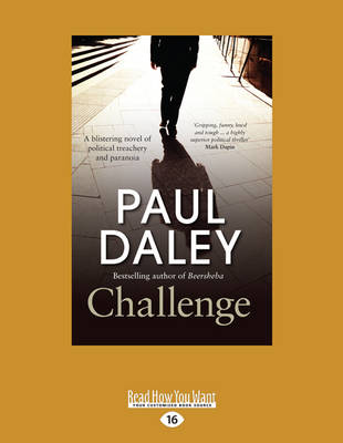 Challenge by Paul Daley