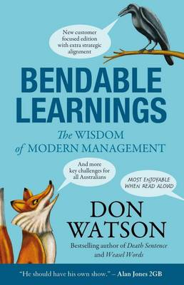 Bendable Learnings by Don Watson