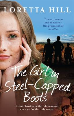 Girl in Steel-Capped Boots by Loretta Hill
