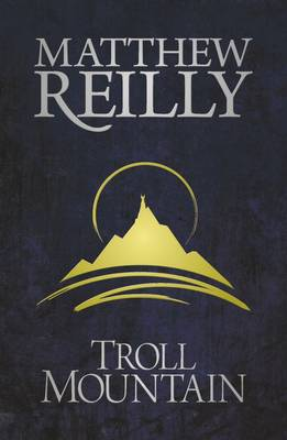 Troll Mountain book