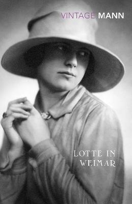 Lotte In Weimar book