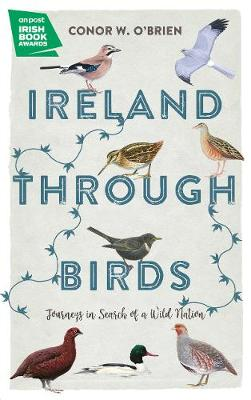 Ireland Through Birds: Journeys in Search of a Wild Nation by Conor W. O'Brien