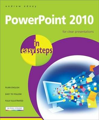 Powerpoint 2010 in easy steps book