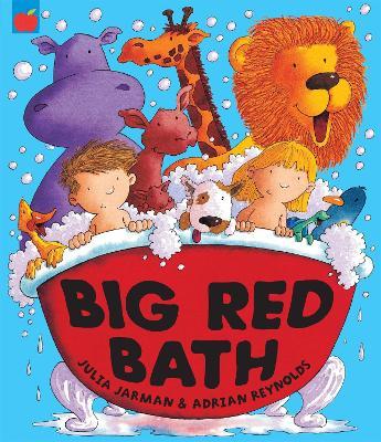 Big Red Bath by Julia Jarman
