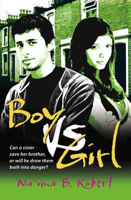 Boy Vs. Girl by Na'ima B. Robert