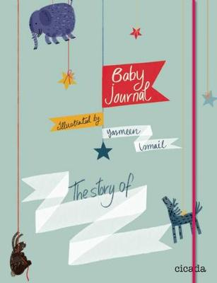 Baby Journal by Yasmeen Ismail