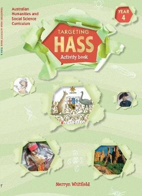 Targeting Hass Student Work Book Year 4 book