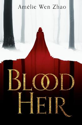 Blood Heir book